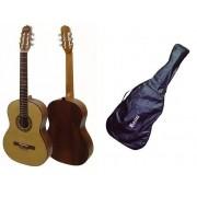 Violão Rozini RX201ACNF Nylon com Bag