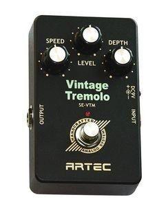 Pedal Artec Vintage Tremolo SE-VTM