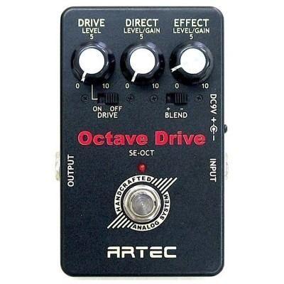 Pedal Artec Octave Drive SE-OCT