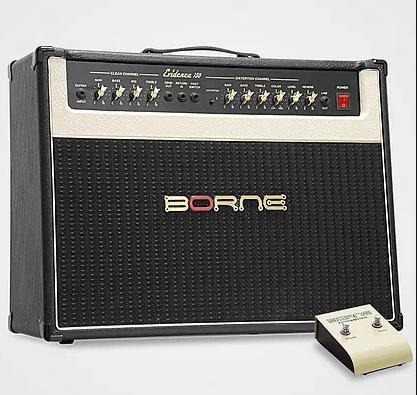 Amplificador Borne Evidence 150 Preto