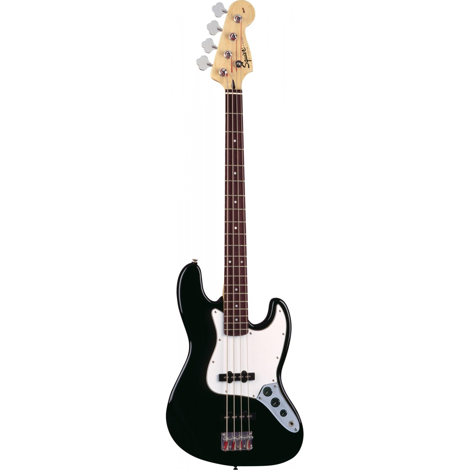 Baixo Fender Squier Affinity Jazz Bass Black