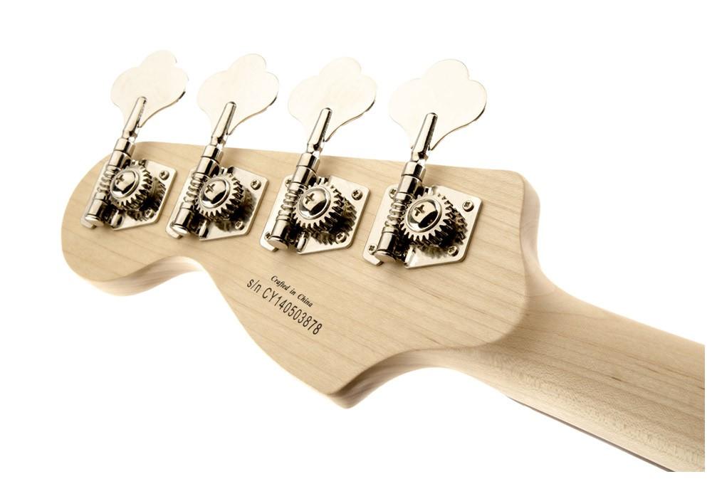 Baixo Fender Squier Affinity PJ Precision Bass Olympic White