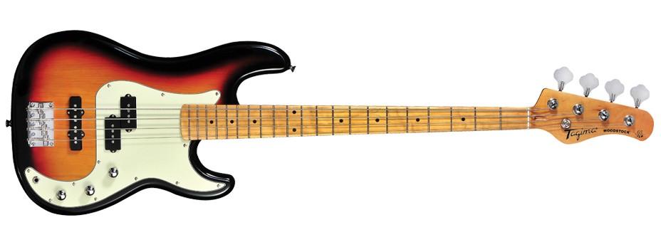 Baixo Tagima Precision Woodstock TW65 SB