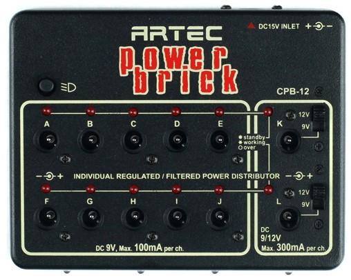Fonte Artec Power Brick Cpb12