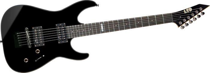 Guitarra ESP LTD Strato M10 com Bag