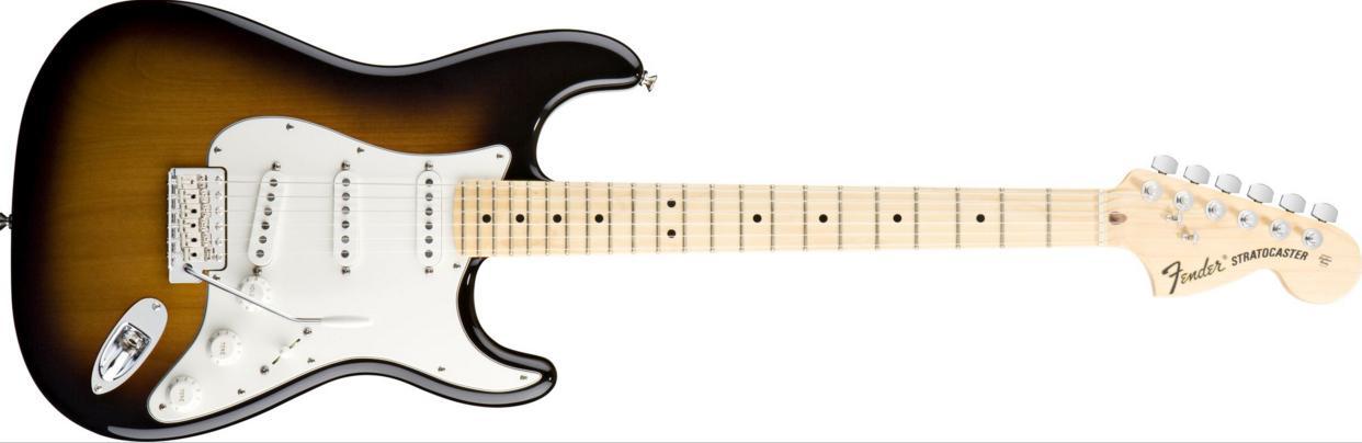 Guitarra Fender American Special Stratocaster MN 2 Colour Sunburst