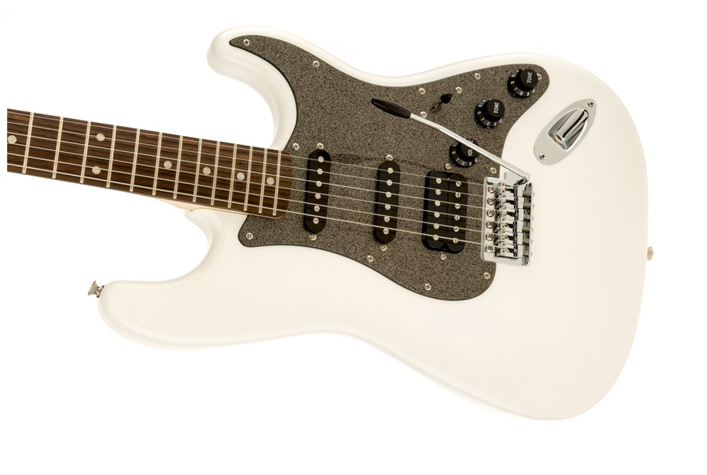 Guitarra Fender Squier Affinity Stratocaster Hss Olympic White