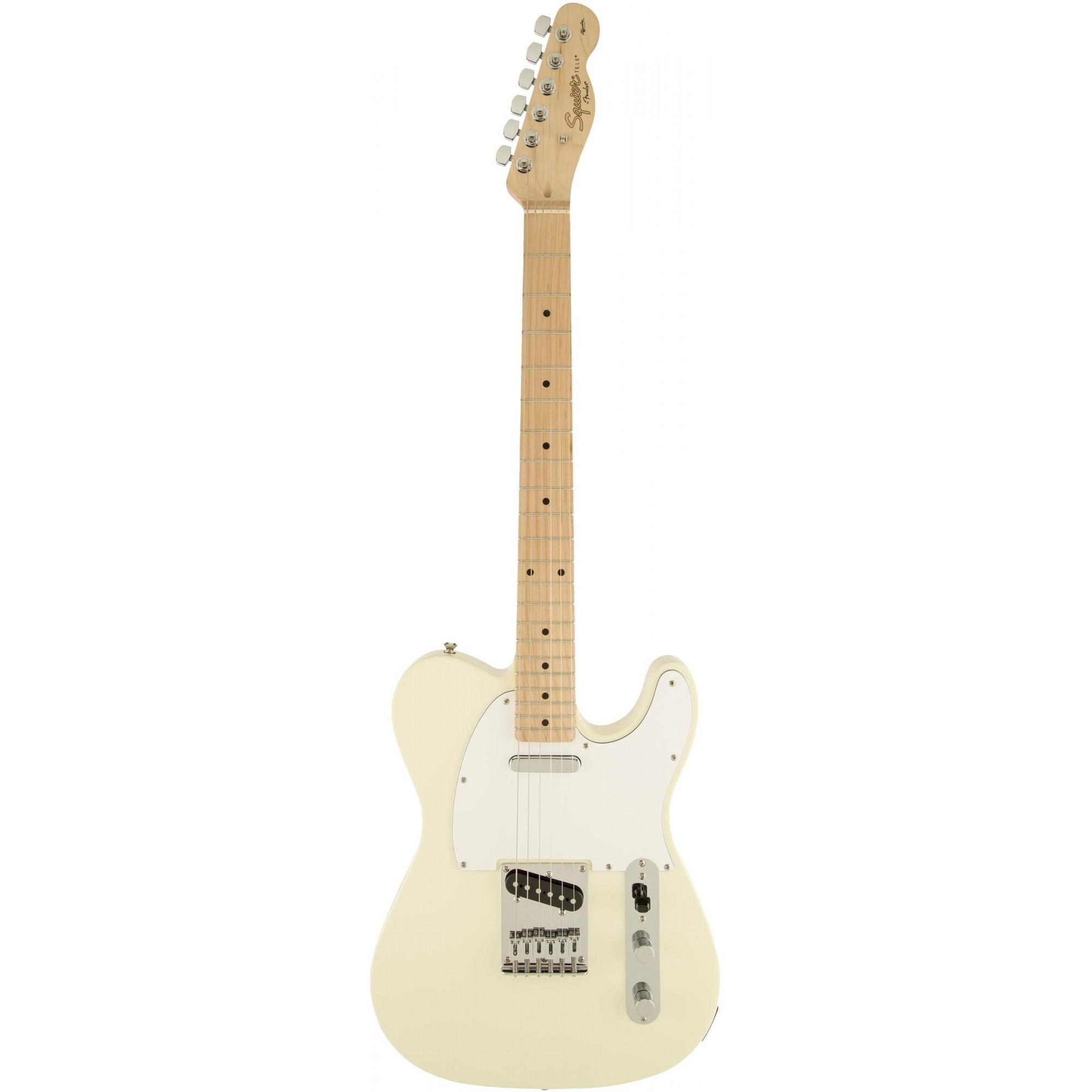 Guitarra Fender Squier Affinity Telecaster Artic White