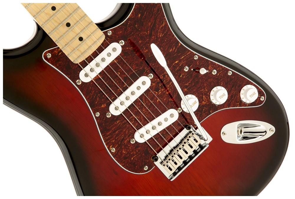 Guitarra Fender Squier Standard Stratocaster - Antique Burst