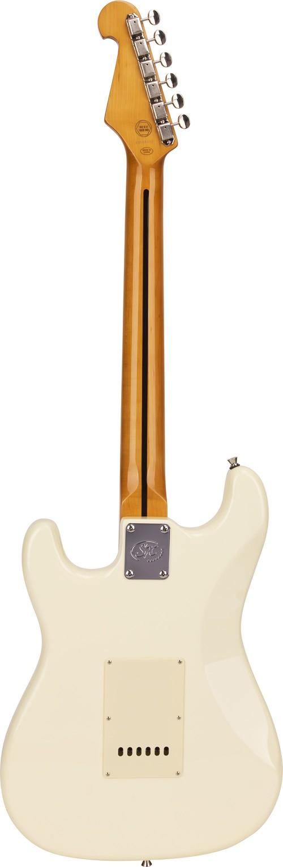 Guitarra SX Strato SST57 VWH