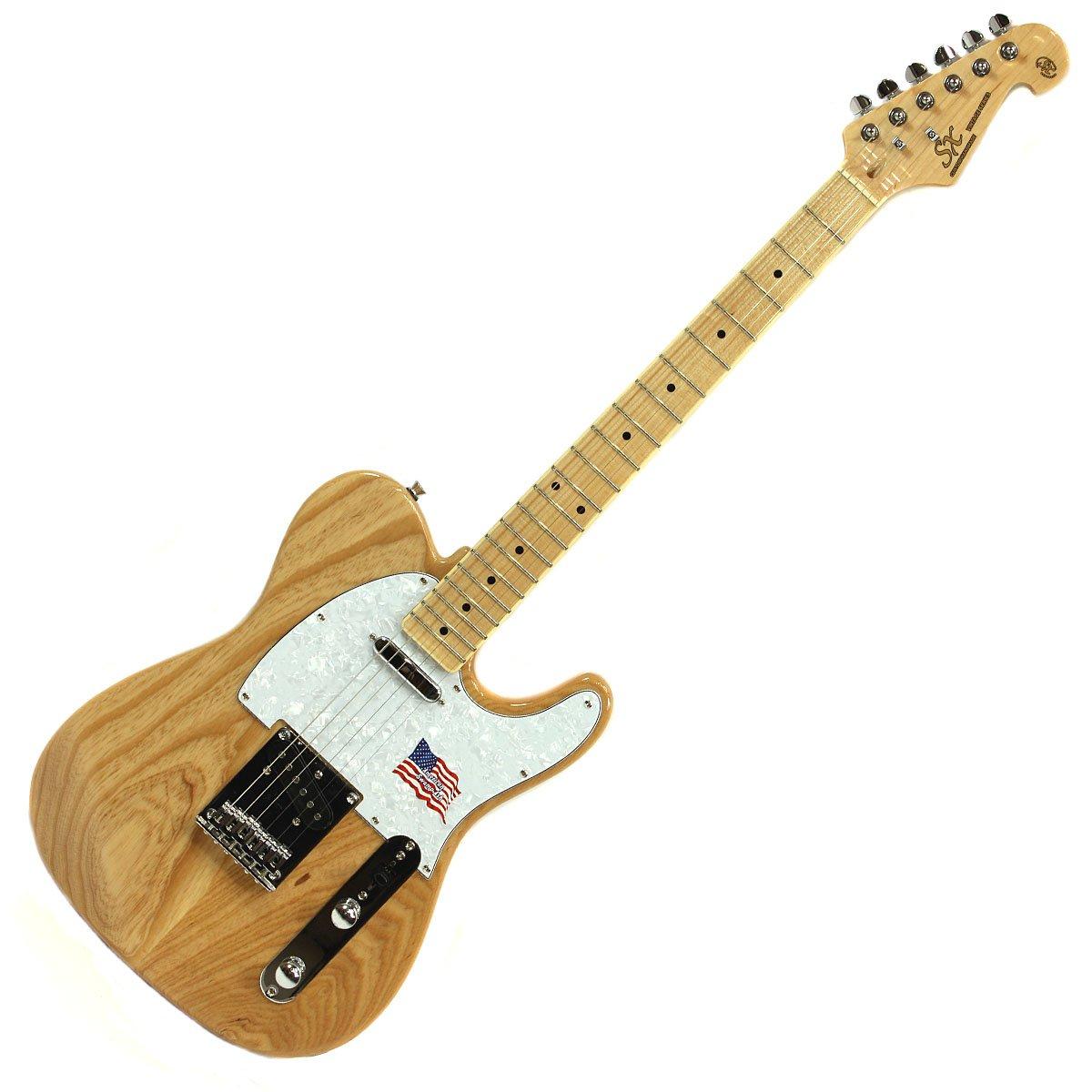 Guitarra SX Telecaster STL ASH NA
