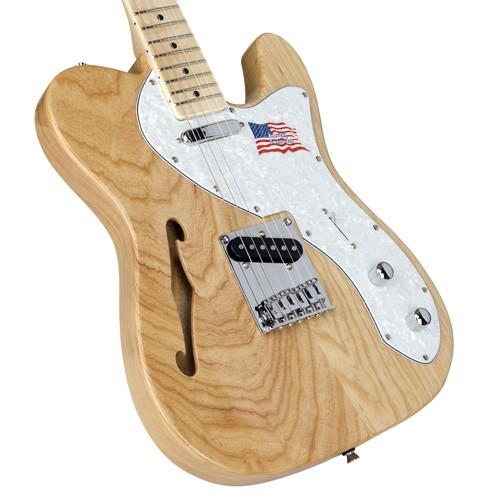 Guitarra SX Telecaster STL Thinline  NA