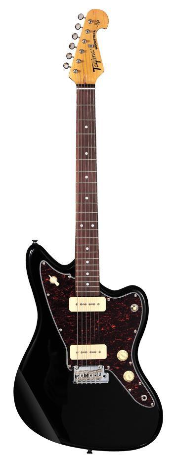 Guitarra Tagima Jazz Master Woodstock Tw61 BK