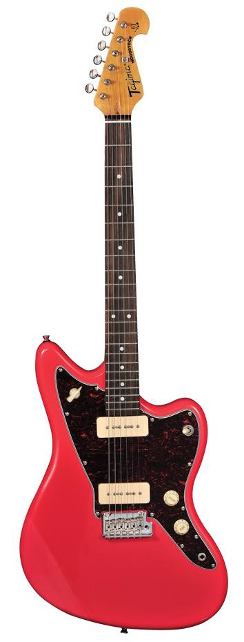 Guitarra Tagima Jazz Master Woodstock Tw61 FR