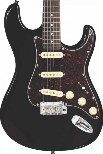 Guitarra Tagima New 635 Strato BK/E/TT