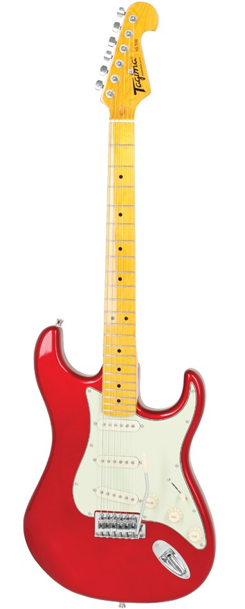 Guitarra Tagima Woodstock  Strato TG 530 MR