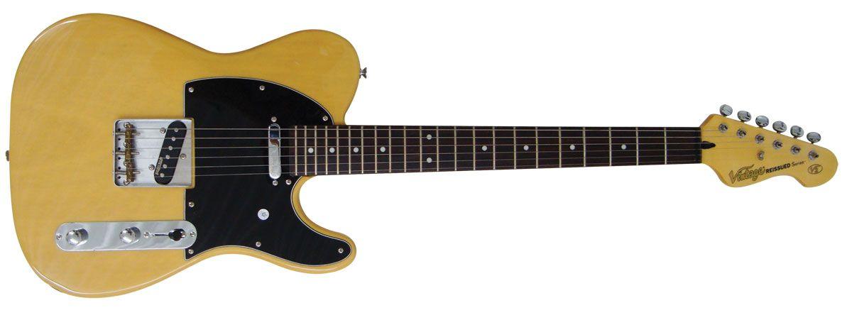 Guitarra Vintage V2 BLD