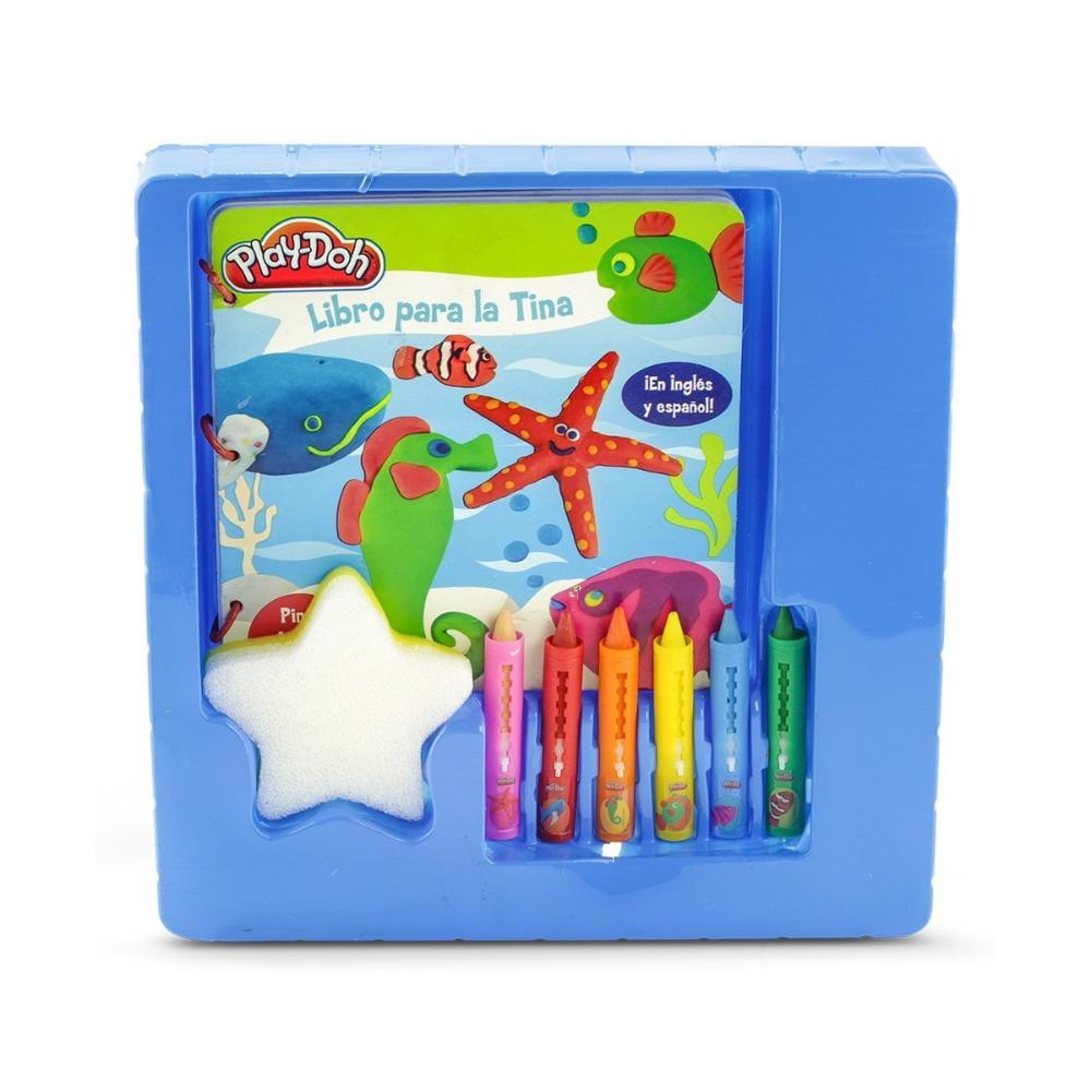 Banho Divertido - Play Doh
