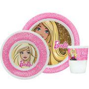 Kit Alimentação Barbie 3 pçs