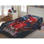 Cobertor Juvenil 1,50m x 2,00m Spiderman - Jolitex