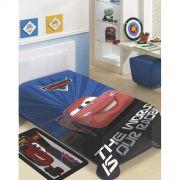 Cobertor Juvenil 1,50m x 2,00m Carros Disney - Jolitex