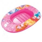 Boia Bote Inflável Princesas Disney - Piscina Praia