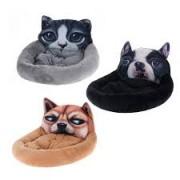 Cama Pet Cachorros E Gatos 50Cm X 40Cm Digital Print
