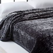 Cobertor Raschel Home Design Casal 1,80m x 2,20 Noah