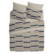 Jogo De Cama King  4 pçs  Micro Cotton