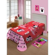 Manta Soft Infantil Disney Minnie Mouse