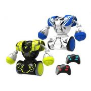 Robo Kombat Batalha Boxeadores Silverlit Dtc
