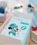 Manta Microfibra Infantil 0,80m x 1,10m Mickey Cirque Disney