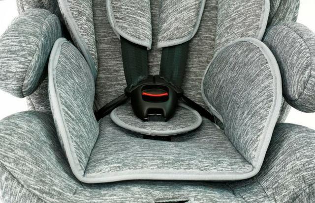 Cadeira Cadeirinha Para Auto Com Alarme - Styll Baby