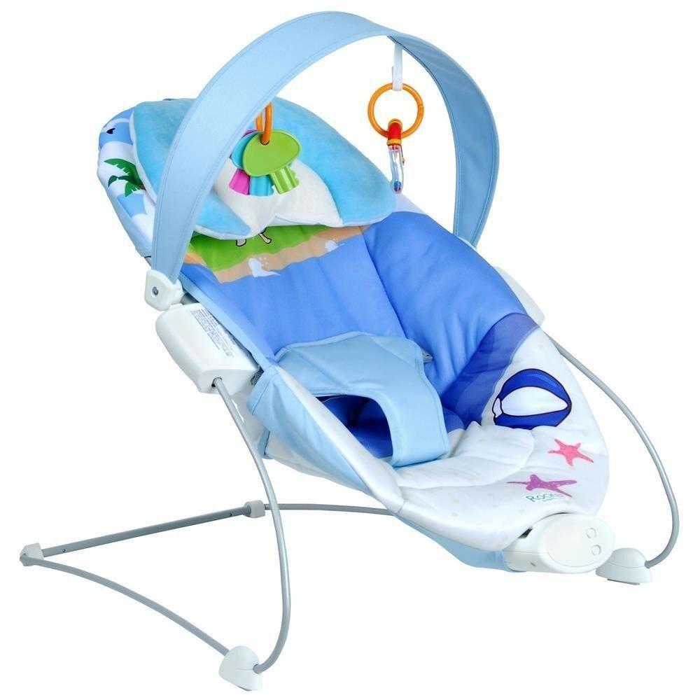 Cadeira De Descanso  Burigotto Vibratória  com 5 Melodias