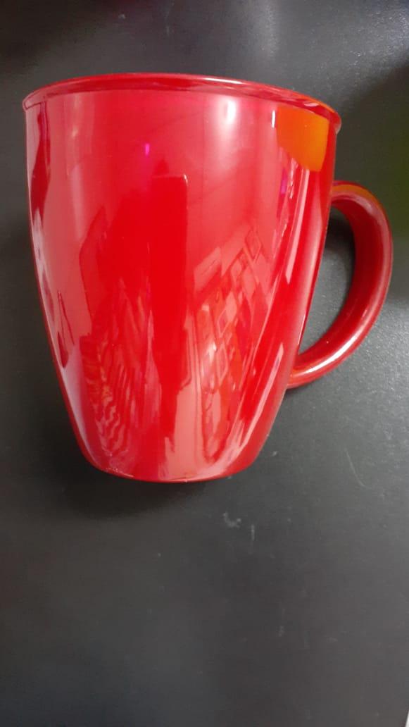 Caneca de Vidro Colors 365 ml