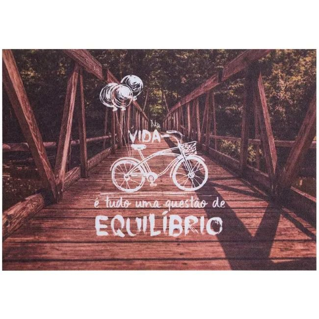 Capacho Creative  40 x 60cm - Jolitex
