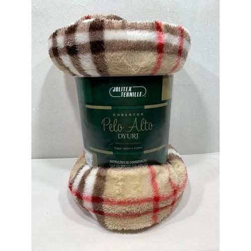Cobertor Casal Pelo Alto  Dyuri Jolitex