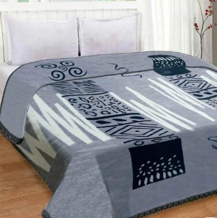 Cobertor Casal Raschel Belmeken 1,80x2,20