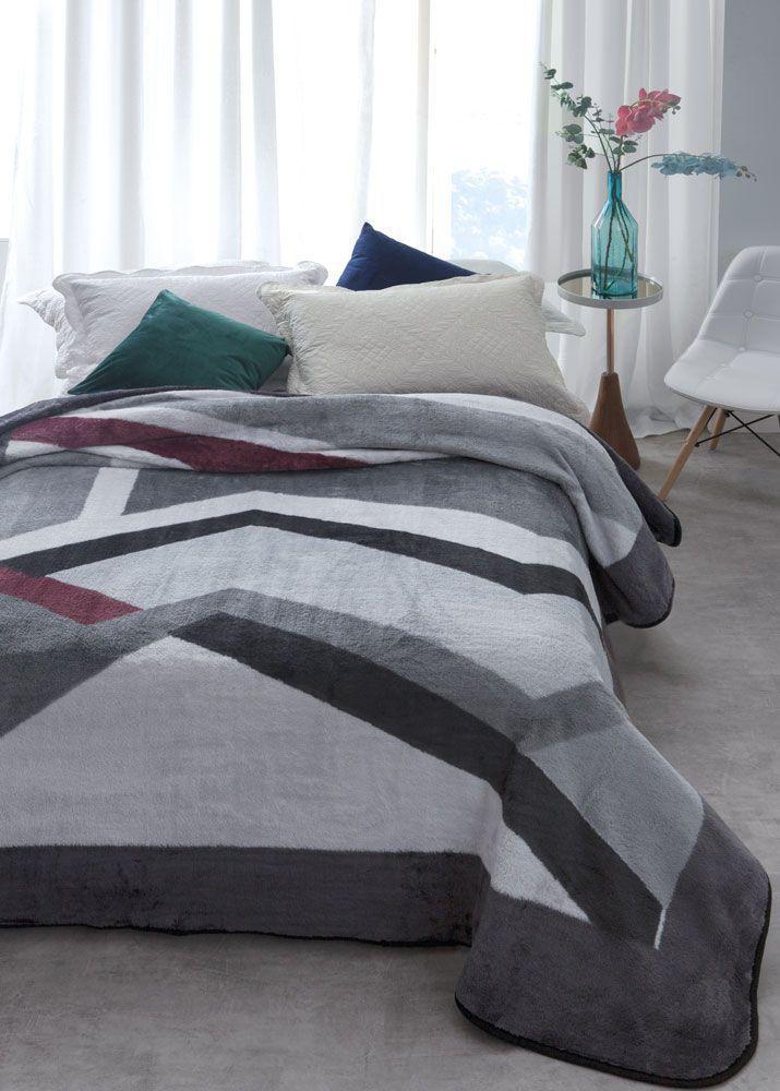 Cobertor Jolitex Kyor Plus King 2,20x2,40m Amalfi