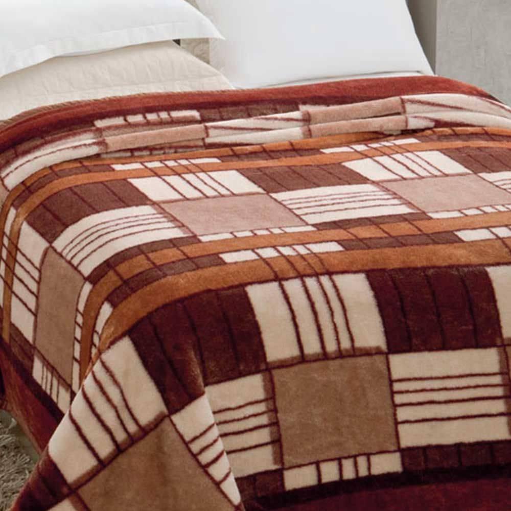 Cobertor Tradicional Pelo Alto Grosso Casal Invernes
