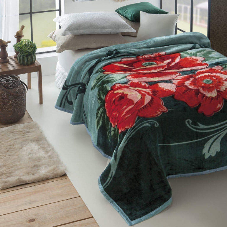 Cobertor Raschel Casal  Arette 1,80 x 2,20 Jolitex