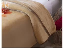 Cobertor Raschel Plus Molino 180 X 220 Jolitex - Bege