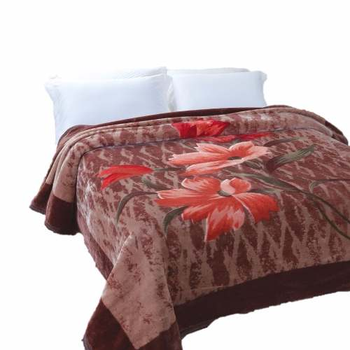 Cobertor Tradicional King Size Lucerna Pêlo Alto