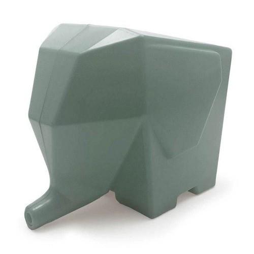 Escorredor De Talheres Elefante Em Porcelana Várias Cores