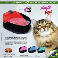 Fonte  Pop  para Cães e Gatos 220 V