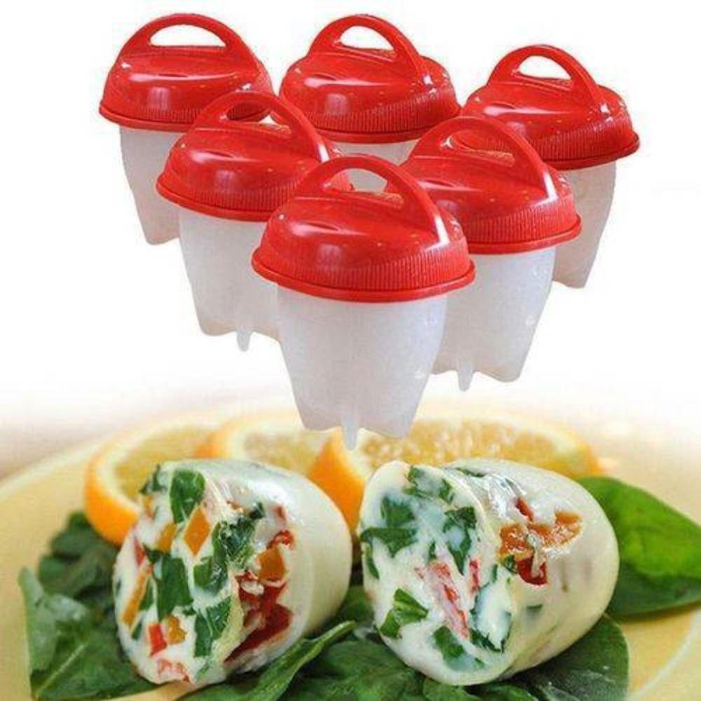 Formas para Cozinhar Ovos