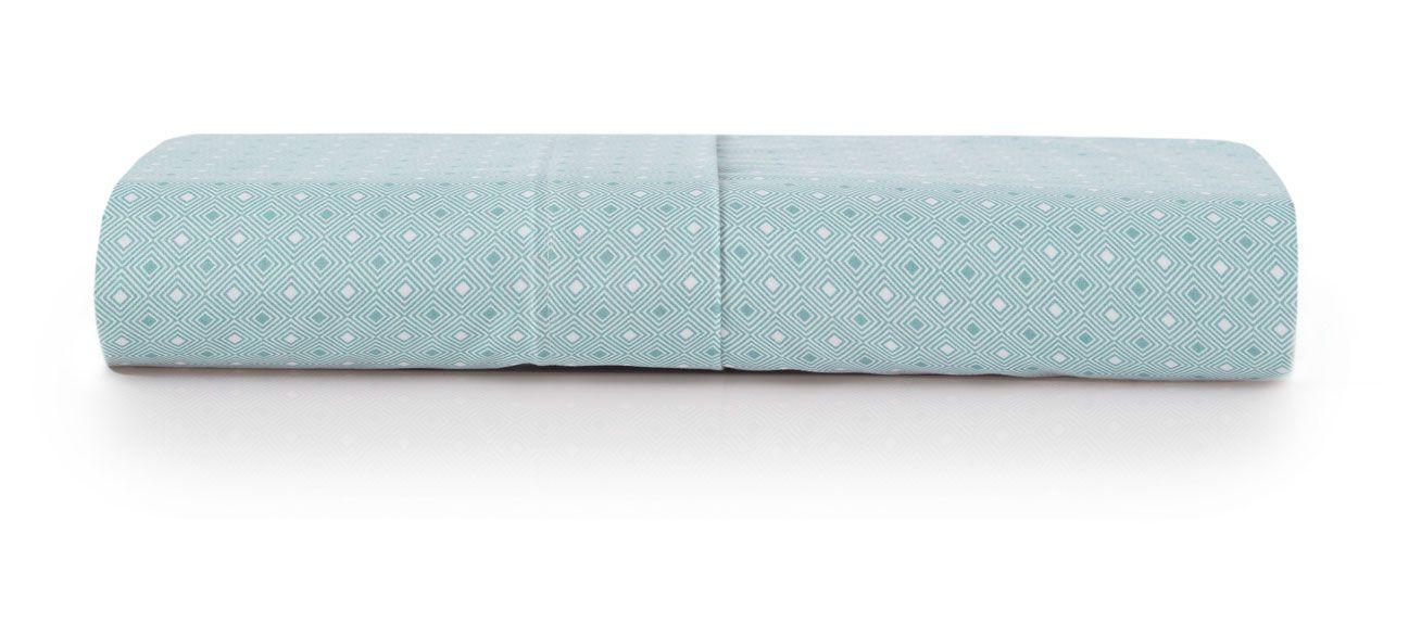 Fronha para Body Pillow All Design 40x130cm Poá