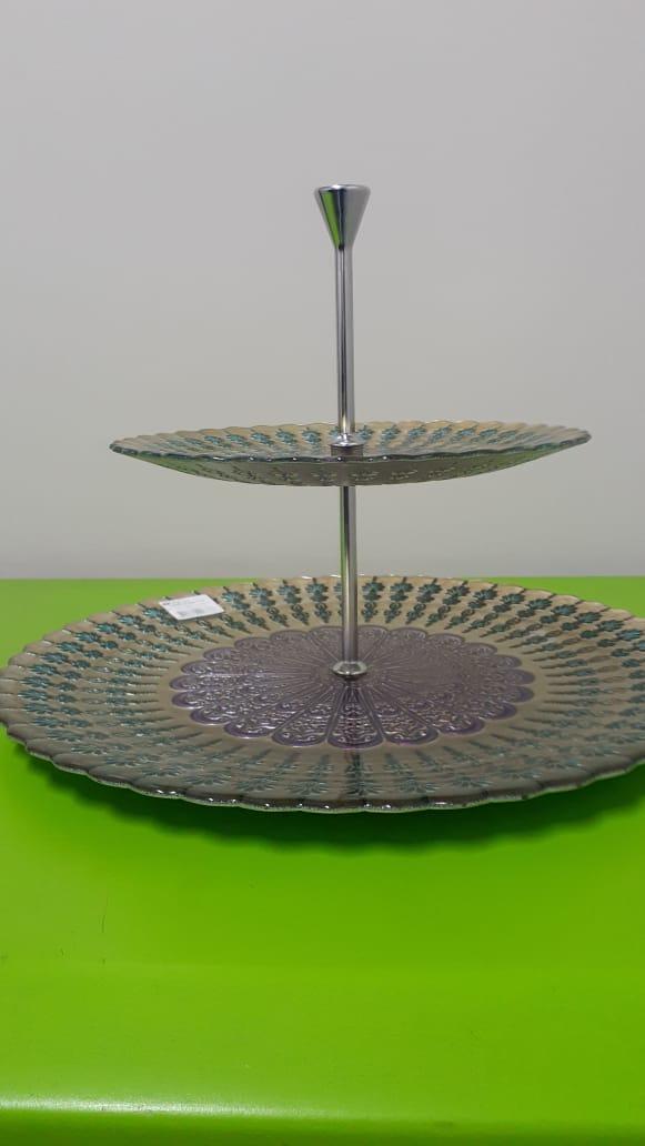 Fruteira 2 Andares Rabat 33x21 cm