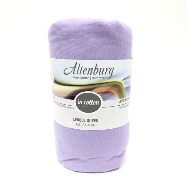 Jogo de Cama King 3 peças Malha In Cotton 100% algodão