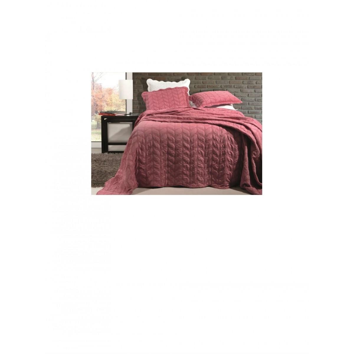 Kit Colcha Queen Denim Washed  com Porta Travesseiro